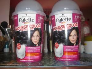campanie paletter mousse color